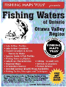 Fishing Waters of Ontario Ottawa Valley Region Guide